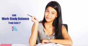 Can Work-Study Balance Truly Exist?
