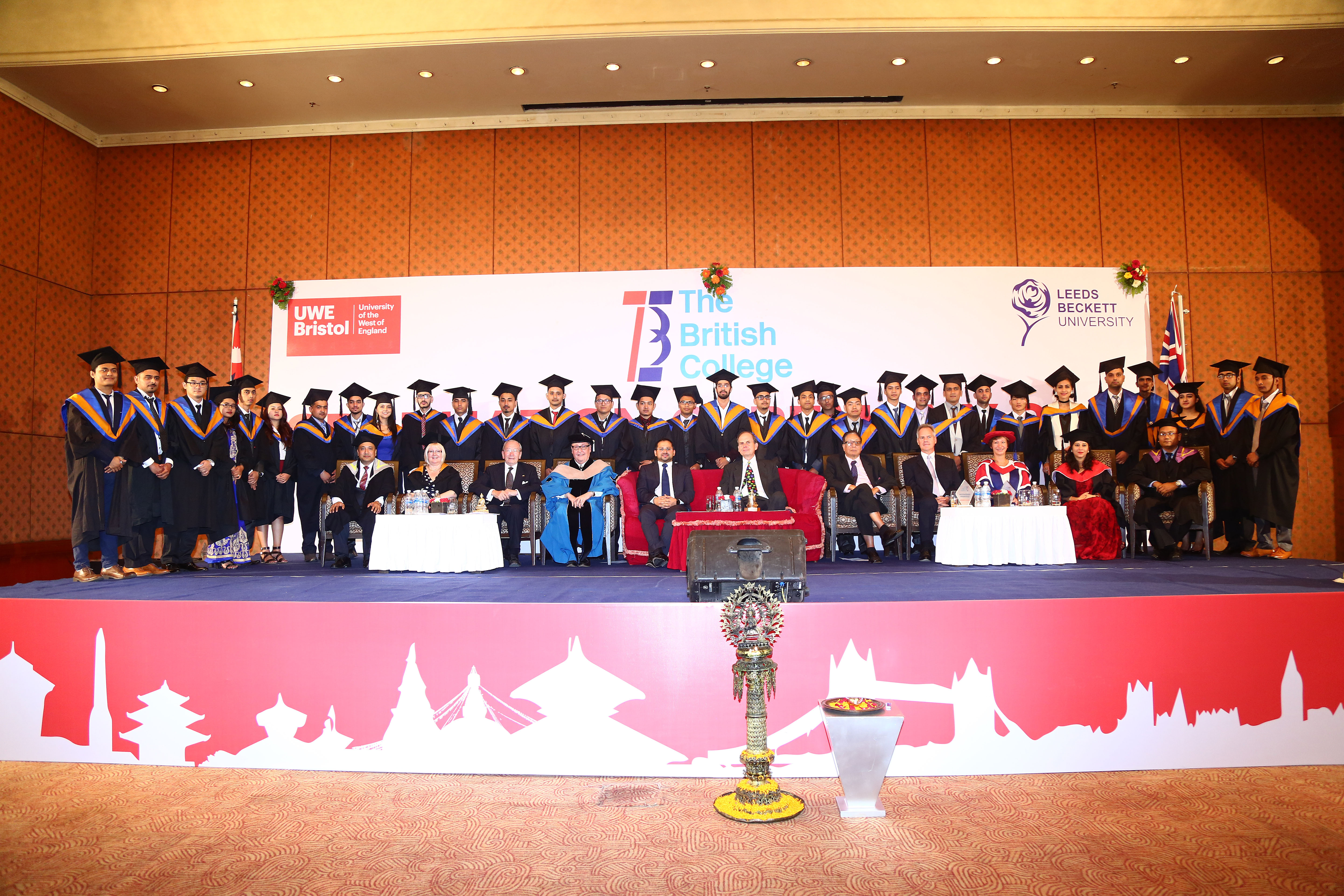 The British College (TBC) Complete 2nd Graduation Ceremony