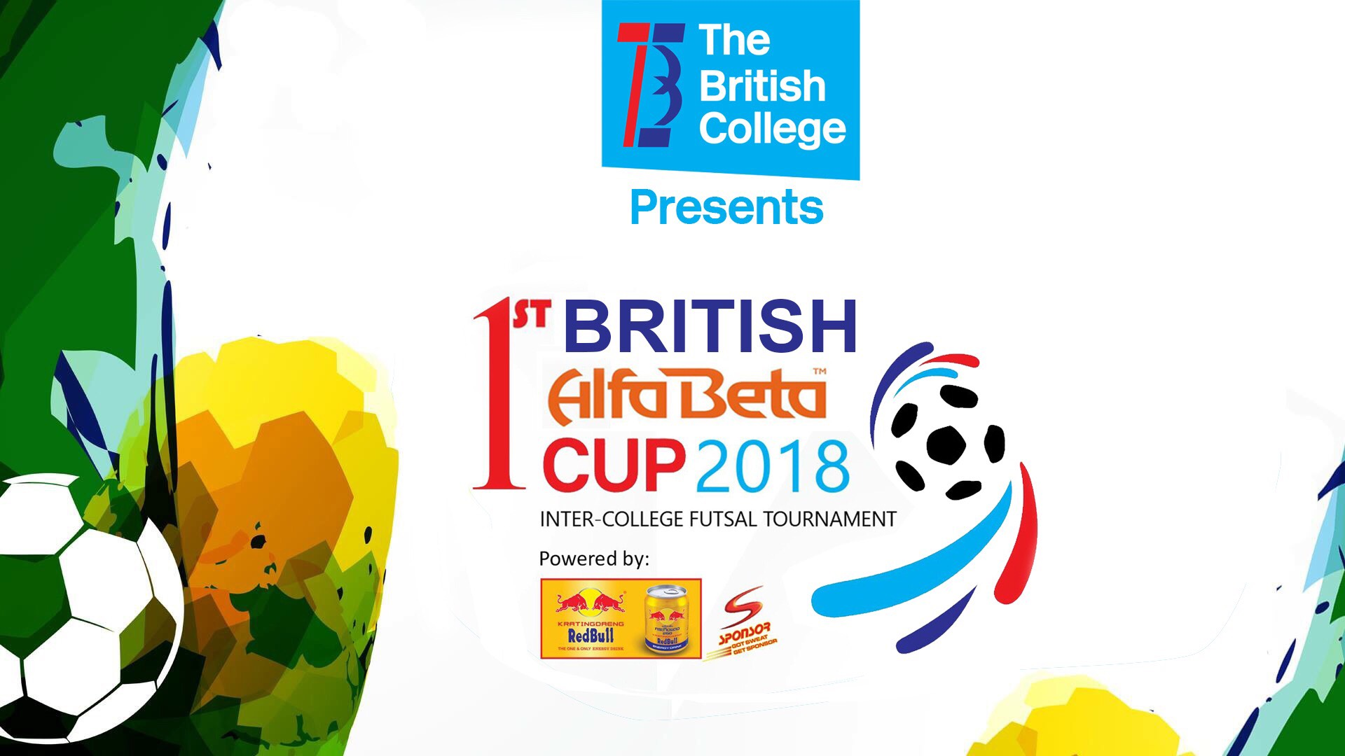 British Alfa Beta Cup 2018: Inter College Futsal Tournament