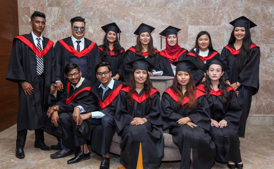 The British College held its 5th Graduation Ceremony