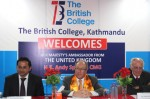 The British College welcomes the British Ambassdor