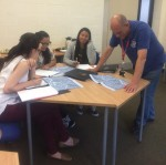 TBC Students at UWE Summer School