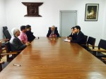 Meeting with Foreign Minister of Nepal