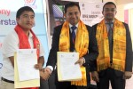MoU with Nepal Rugby Association