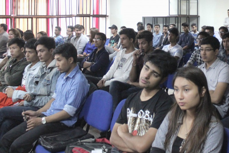 The British College Induction Programme for Aug/ Sep Session 2016
