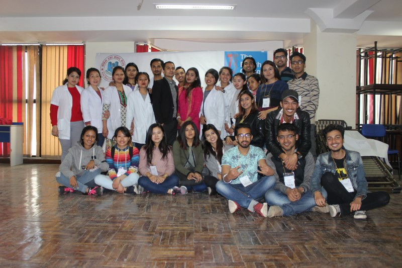 Blood Donation Programme at The British College