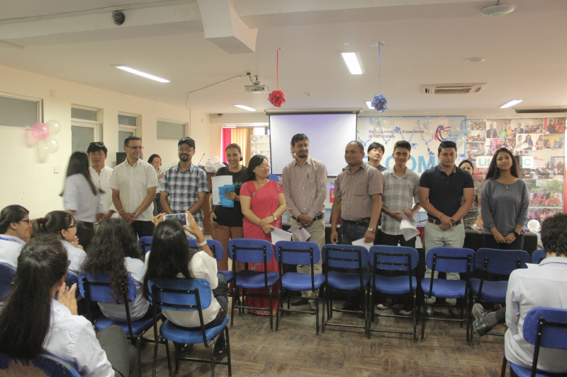 Teachers Day Celebrated at TBC