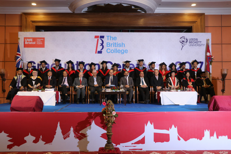 The British College Confer 3rd Batch of Graduates at Annual Graduation Ceremony