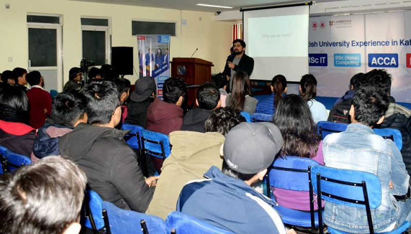 Information Session On Career Development & Emerging Technology by Braindigit