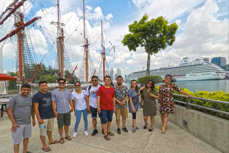 Educational Trip to Singapore