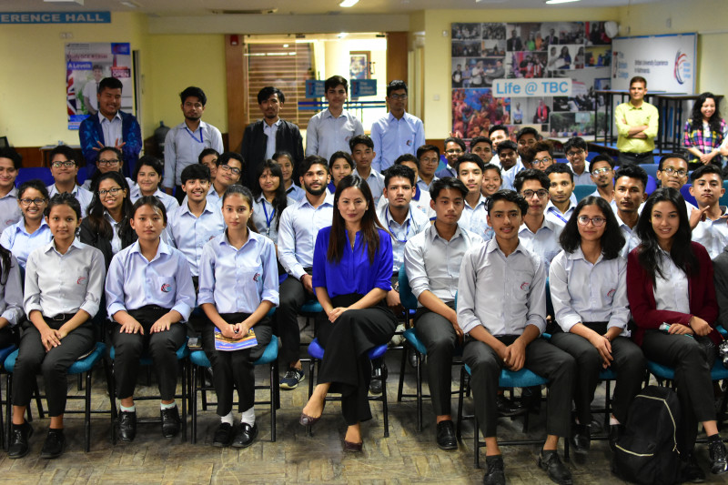 Personality Development with Malvika Subba