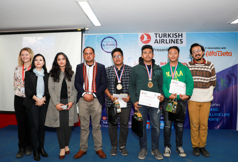 1st TBC Inter-college Photography Competition