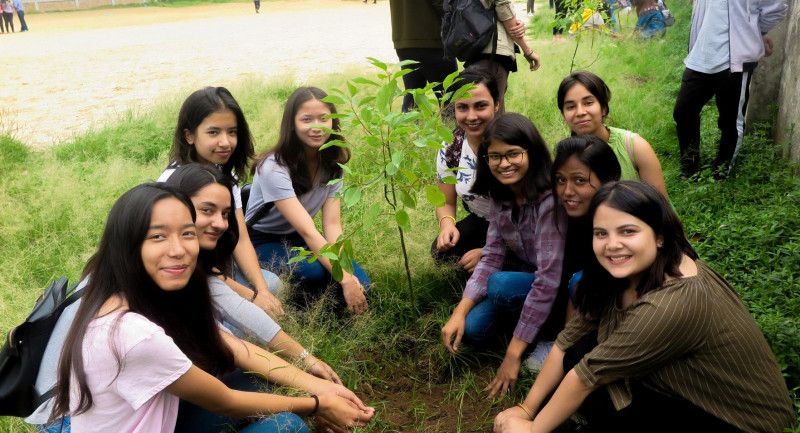 One Million Trees Campaign: Environment Day Special Programme