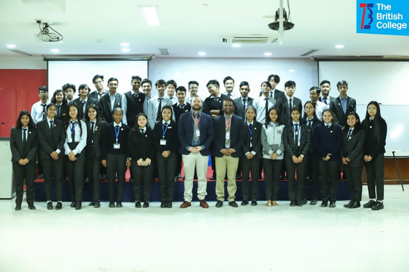 1st BMC Students Awards Ceremony 2019