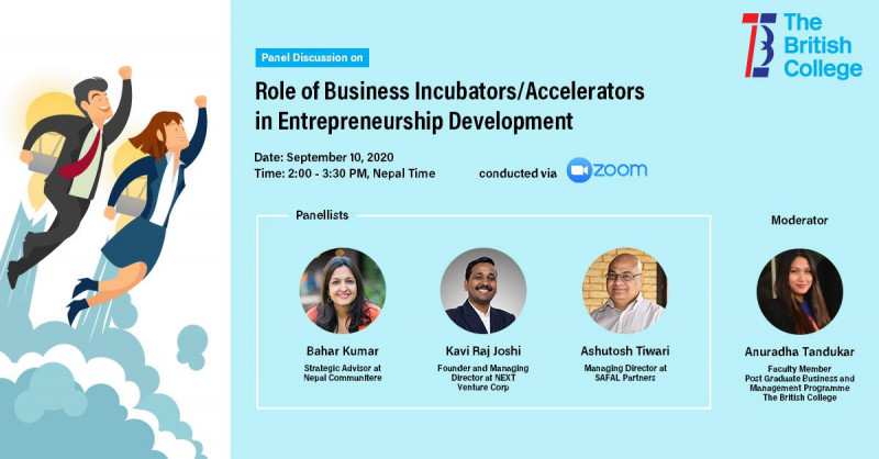 Role of Business Incubators in Entrepreneurship Development Reflection