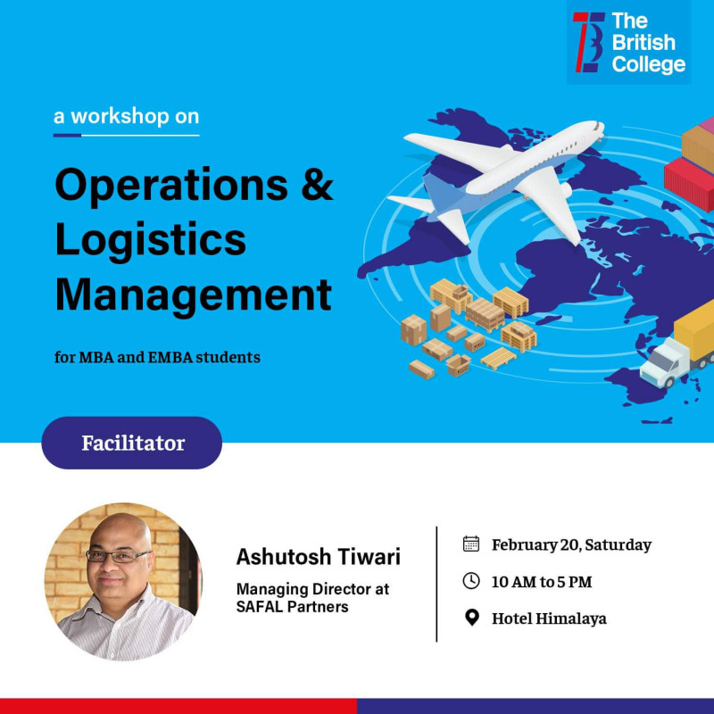 Workshop on Operations and Logistics Management for MBA & EMBA students