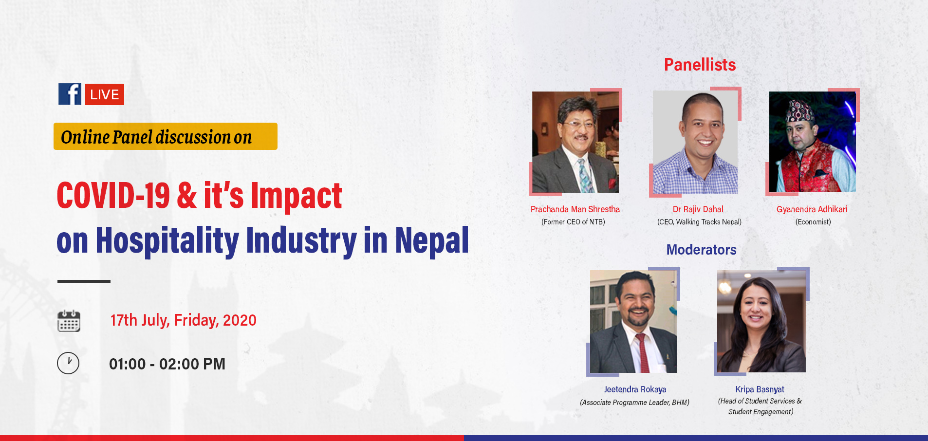 COVID 19 AND ITS IMPACT ON THE HOSPITALITY INDUSTRY IN NEPAL