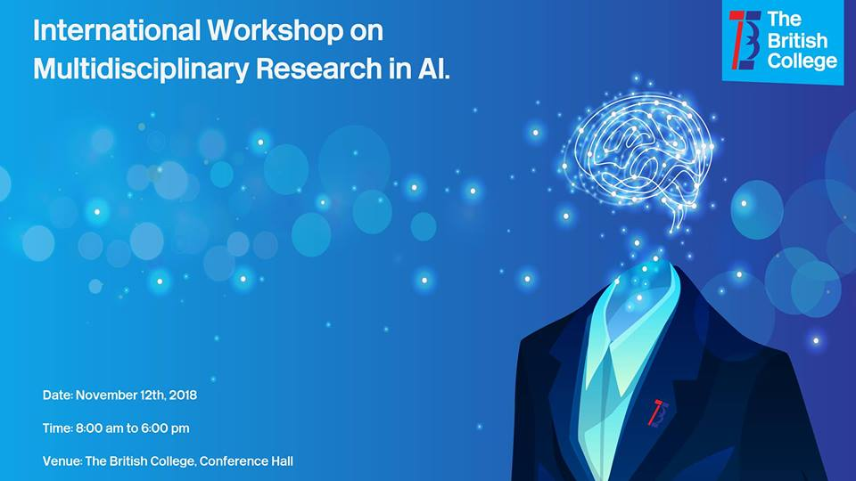 International Workshop on Multidisciplinary Research in AI